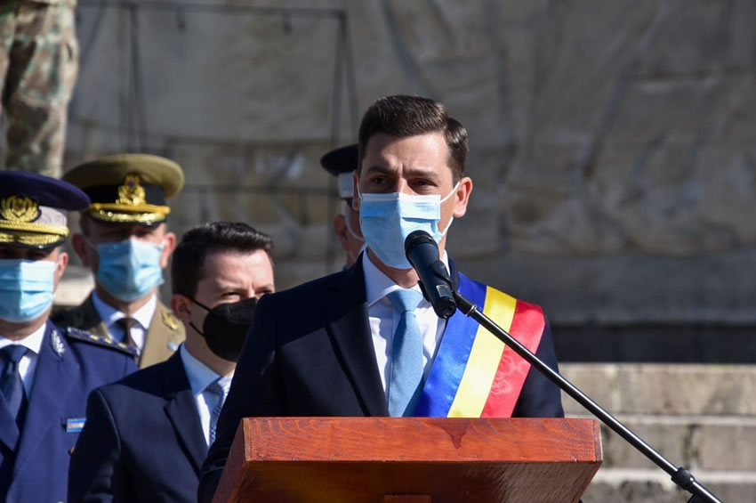 Mesajul Preşedintelui Consiliului Judeţean Maramureş, Ionel Bogdan, cu ocazia celebrării Zilei Independenţei de Stat a României, Zilei victoriei Coaliției Naţiunilor Unite şi Zilei Europei