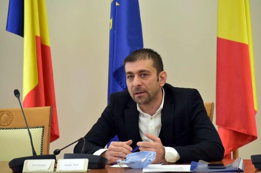 Mesajul Președintelui Consiliului Județean Maramureș, ocazionat de Ziua Europei
