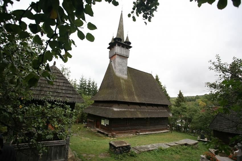 Circuitul bisericilor de lemn din Transilvania de Nord