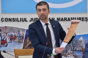 """Consilierii județeni au semnat """"Declarația pentru celebrarea unirii Basarabiei cu România"""""""