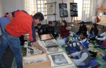 """Expoziție documentar-istorică organizată în incinta Casei memoriale """"George Pop de Băsești"""""""