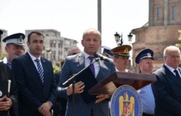 Aniversarea Centenarului Jandarmeriei Ardelene în județul Maramureș