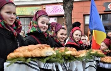 """Festivalul de Datini și Obiceiuri de iarnă """"Marmația"""" a ajuns la a 51-a ediție în Sighetu Marmației"""