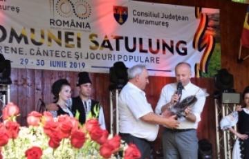 """Zilele comunei Satulung: """"Tradiții chiorene, cântece și jocuri populare"""""""