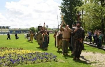 Festivalul Dacilor Liberi a aniversat a V-a ediție