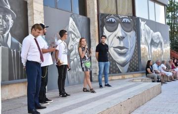 Casa Tineretului din Baia Mare are o nouă fațadă