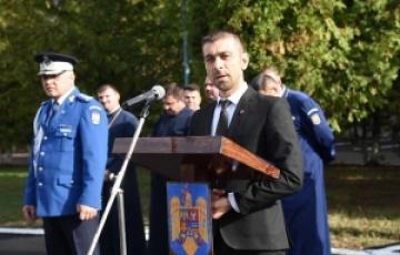 O jumătate de veac de la înfiinţarea Jandarmeriei Maramureş
