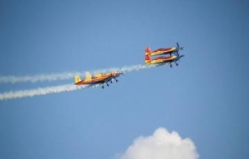 "Mii de participanți la ""Maramureș Air Show 2019"""