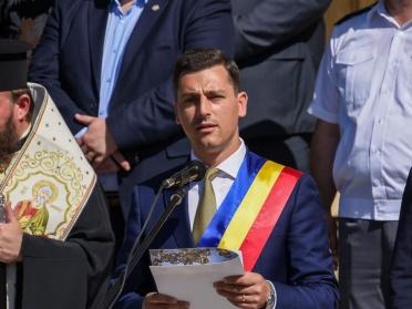 Mesajul Preşedintelui Consiliului Judeţean Maramureş, Ionel Bogdan, cu ocazia celebrării Zilei Drapelului Național