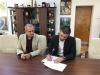 Contractul de management al directorului Muzeului de Mineralogie a fost semnat de președintele Consiliului Județean Maramureș