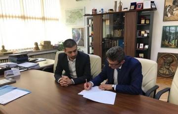 Președintele CJ Maramureș a reînnoit contractul de management al directorului Complexului Astronomic Baia Mare