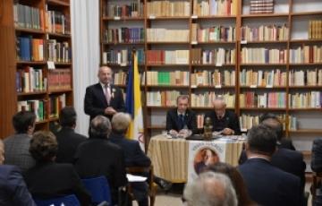 """Conferința internațională """"Pe urmele preotului dr. Vasile Lucaciu la Roma și Vatican""""- un eveniment de succes"""